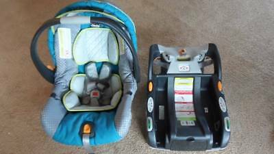 Chicco KeyFit30 Safety Car Seat and Base Included