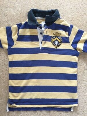 Boys Joules Polo Top/ T Shirt  Age 7-8 Years