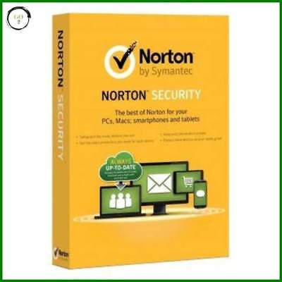 Norton Security Standard (2Devices 1yr) Antivirus for Smartphone, Tablet, Mac...