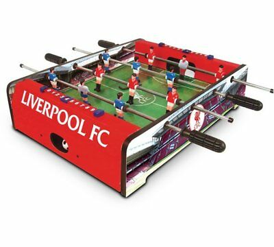Liverpool FC Official Football Gift 20 inch Football Table Game