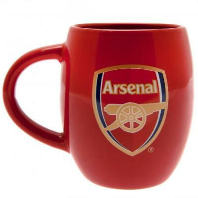 Arsenal FC Official Football Gift Tea Tub Mug by Official Arsenal FC Gifts