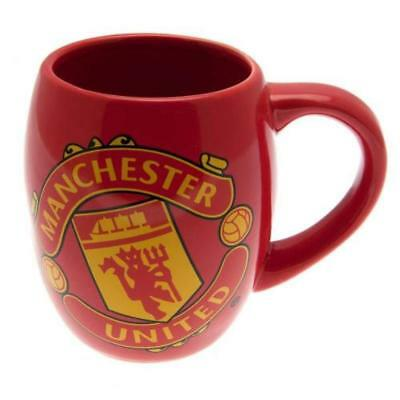 Manchester United FC Official Football Gift Tea Tub Mug
