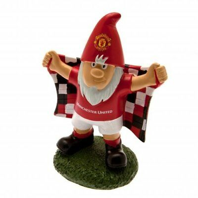 Manchester United F.C. Garden Gnome Official Merchandise