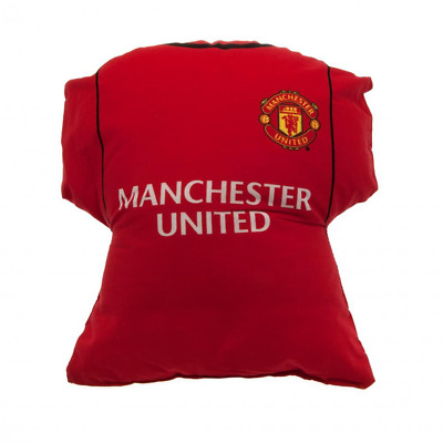 Manchester United FC Official Football Gift Kit Cushion
