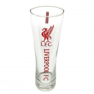 Liverpool FC Official Football Gift Tall Beer Glass