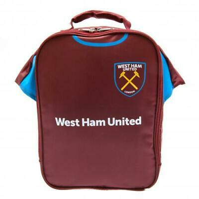 West Ham United FC Official Football Gift Kit Lunch Bag
