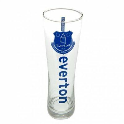Everton FC Official Football Gift Tall Beer Glass