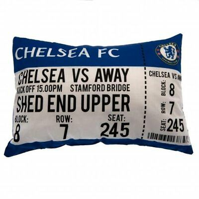Chelsea FC Official Football Gift Match Day Cushion