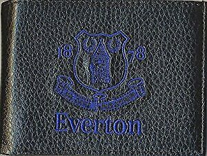 Everton F.C. Emboidered Leather Wallet 7000 Official Licensed Football Product