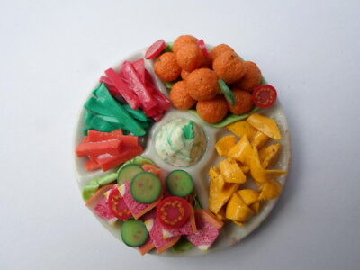 Barbie Sindy doll food party bits