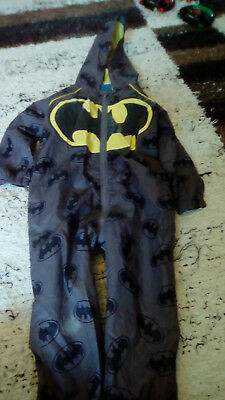 Batman waterproof Jumpsuit 4-5 years great condition