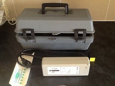 IBM 4760501 Cabling System Tester Scanner Unit In Hard Carry Case