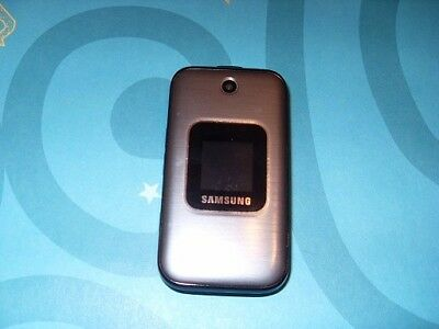 Samsung pre-owned M400 Cell Phone w/ battery, charger, Excellent condition