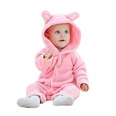 Baby Girls Boys Romper Bear Style Jumpsuit 19-24 months