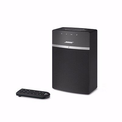 Bose SoundTouch 10 Wireless Bluetooth/Wi-Fi Powerful Music Speaker System Black