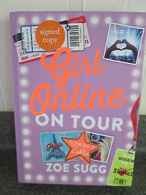 Girl Online On Tour By Zoe Sugg (Signed Copy)