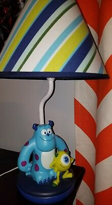 Monsters Inc Nursery Light