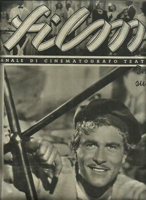 Film 47 25-11-1939  Amedeo Nazzari