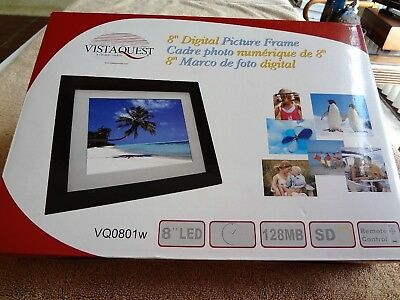"""8 """" Digital Picture Frame New"""
