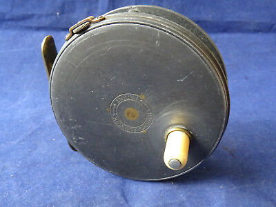 "A Superb Condition 1905 Check 3 5/8"" Hardy Trout Perfect Fly Reel"