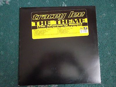 Tracey Lee 12 Inch The Theme