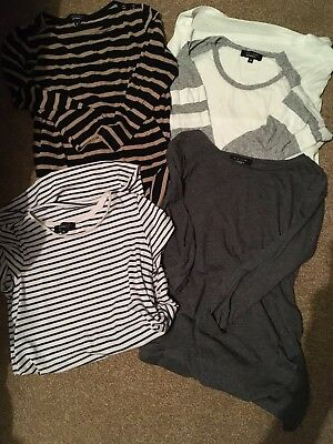 New Look Maternity Tops Size 10 Bundle