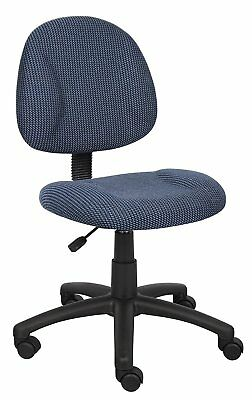 NEW Rolling Work Shop Stool Office Garage Swivel Chair Adjustable Seat Foot Rest