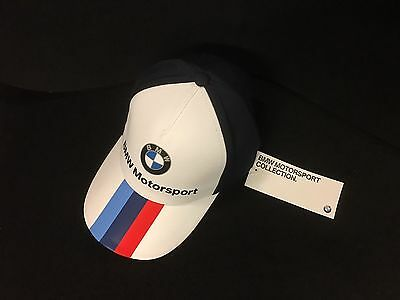 BMW Motorsport Fan Cap Guinine OEM 80162446452