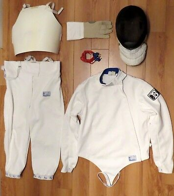 Fencing Outfit. Size 56 PBT 350N.