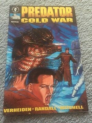 Predator Cold War 2 First Printing Excellent Condition