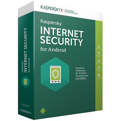 Kaspersky Internet Security for Android 1 Device / 1User / 1Tablet PC  / 1Year