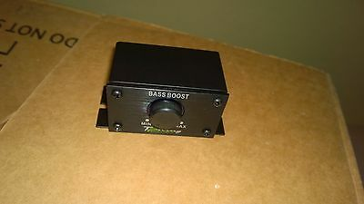 "Regolatore Volume Subwoofer ""Bass Boost"" Tuning Power"