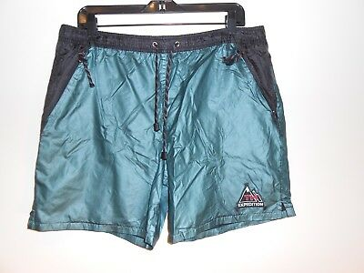Vintage Tommy Hilfiger Outdoors Expedition Sport Shorts Green Size Small S