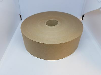 Gummed Tape 50mm x 200m Picture Framing Tape Gum Paper Tape Quality Gum Tape