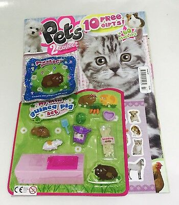 Pets 2 Collect Magazine #47 - FREE GIFTS! (NEW)
