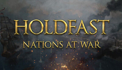 Holdfast Nations At War Steam  (PC) -  Europe only -