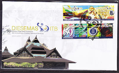 Indonesia 2009 Bandung Institute Technology 50th Anniversary  First Day Cover