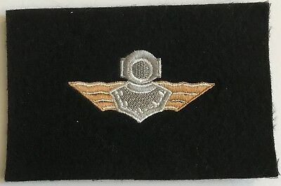 Finland navy diver badge Finnish Special Operations