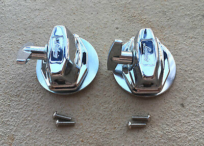 2  LUDWIG P1216D Drum Mounts (With Mounting Hardware)