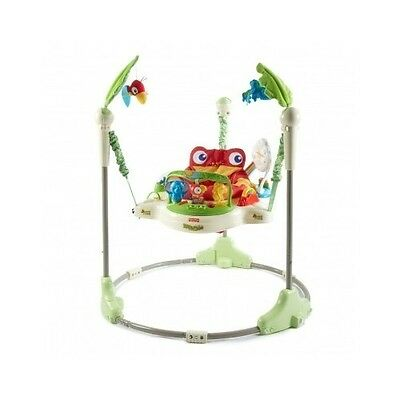 Baby Jumper Bouncer Seat Gym Infant Exerciser Nursery Play Toys Jumperoo Jolly