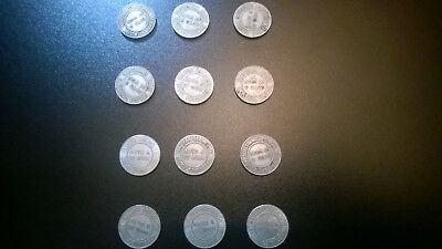 Halifax Dartmouth Bridge Commission Transit Coin Token Lot