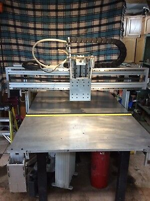 CNC High Speed Spendle table or plasma