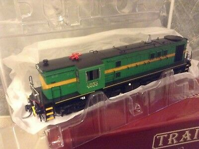 "Nsw - Trainorama 48 Class - Dc Only - 4836 Green ""125  Year"" - New - Boxed"