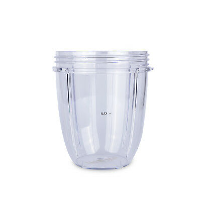 18oZ Clear Juicer Part Mug Fruit Squeezer Accessory Replacement For Nutribullet