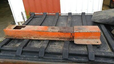 Allis Chalmers 200 gear shift covers