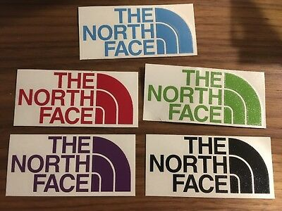 The North Face Sticker Decal