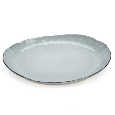 NEW S & P Nomad Plate Grey 28cm