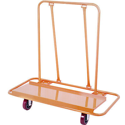 Drywall Sheet Cart - Plywood Panel Dolly Trolley Truck 4 Swivel Wheels