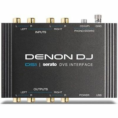 Denon DJ DS1 DVS Serato Interface