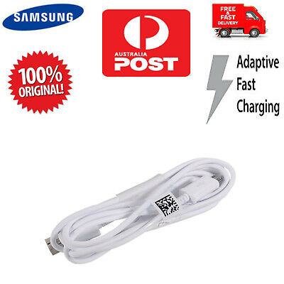 Genuine Samsung Galaxy S4 S3 Mini Charger Sync Micro USB Data Cable